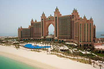 Atlantis The Palm Otel