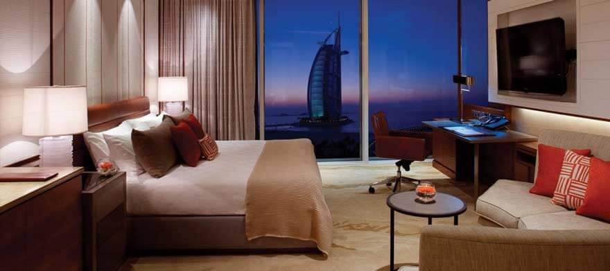 Jumeirah Beach Hotel Rooms